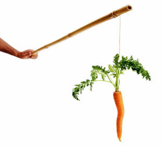 Which works better for employee wellness programs--the carrot or the stick?