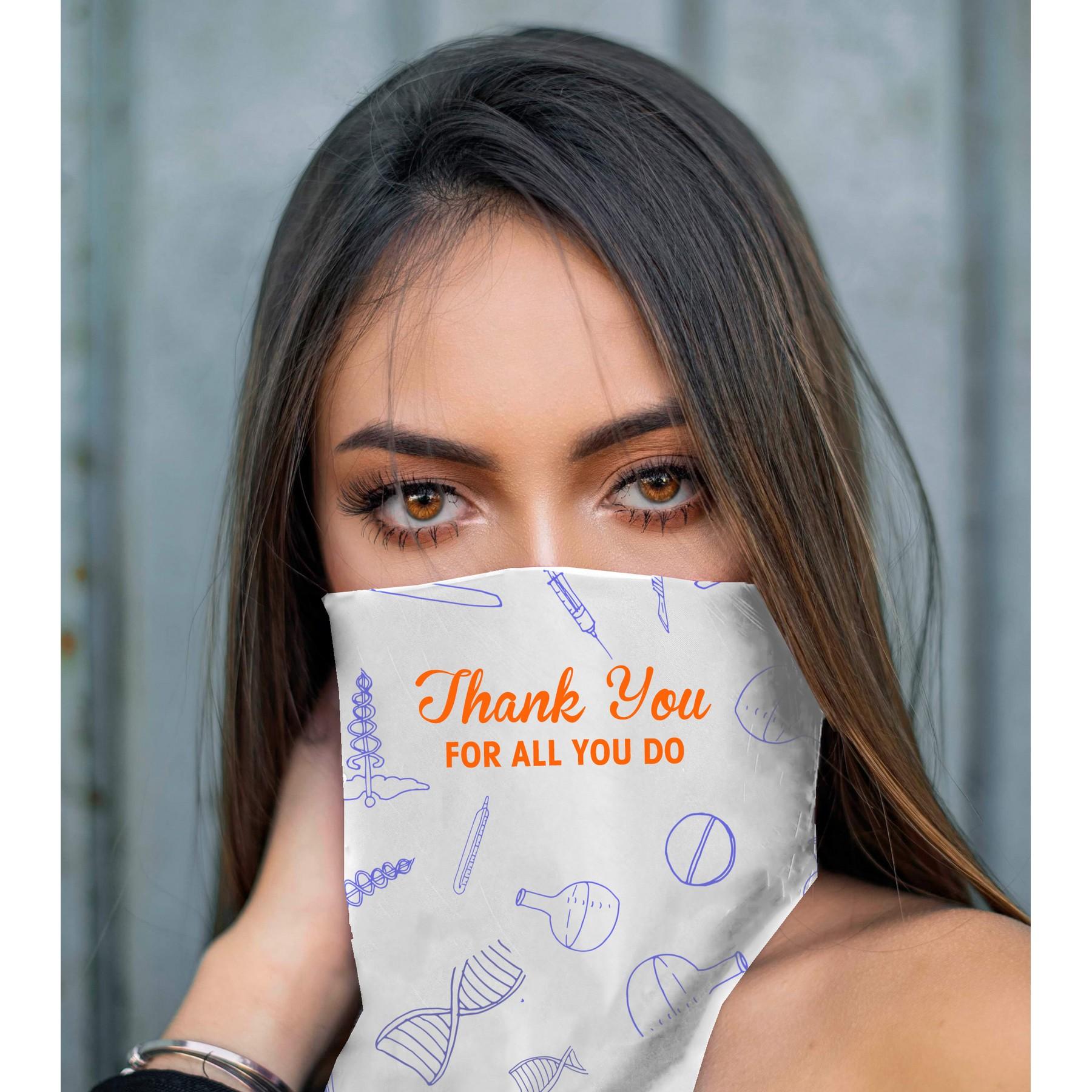 branded bandannas