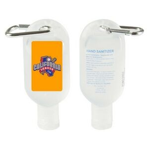 Hand Sanitizer Gel With Logo and Imprint