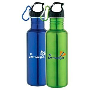 25-ounce Stainless Steel Water Bottle