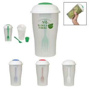 Wellness Incentive Gift: Salad Shaker Set