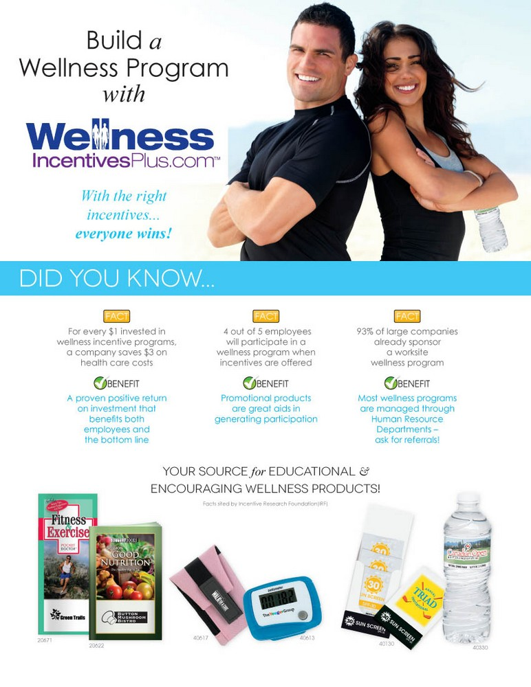 Build a Better Wellness Program With Wellness Incentives Plus