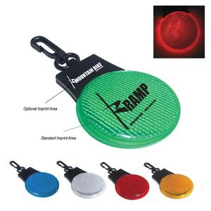 Imprinted Reflectors for Running and Walking