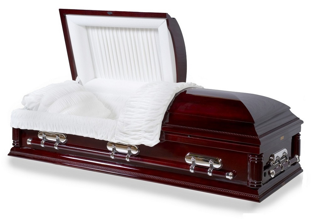 Oversized Caskets: This Should be an Ad for Weight Loss