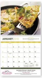 Custom Branded Healthy Eating Appointment Calendar