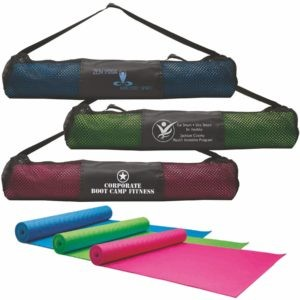 Custom Branded Yoga Mat