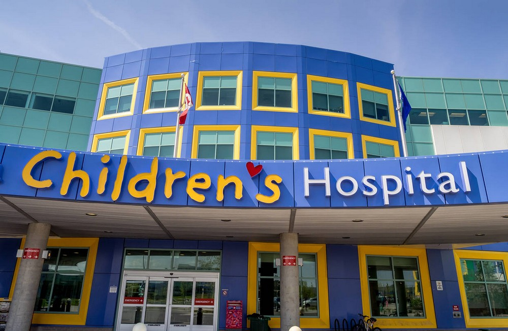 Here's 5 ways to make a stay at the Children's Hospital fun!